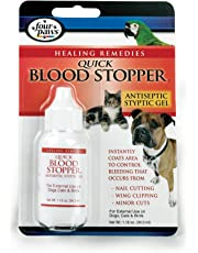Four Paws 100203517 Quick Blood Stopper Gel, 1.16-Ounce