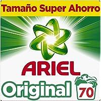 Ariel Original Detergente en polvo, 70 lavados,