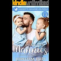 A Bundle of Mannies: Six M/M Mpreg Romances (Manny's Mannies)