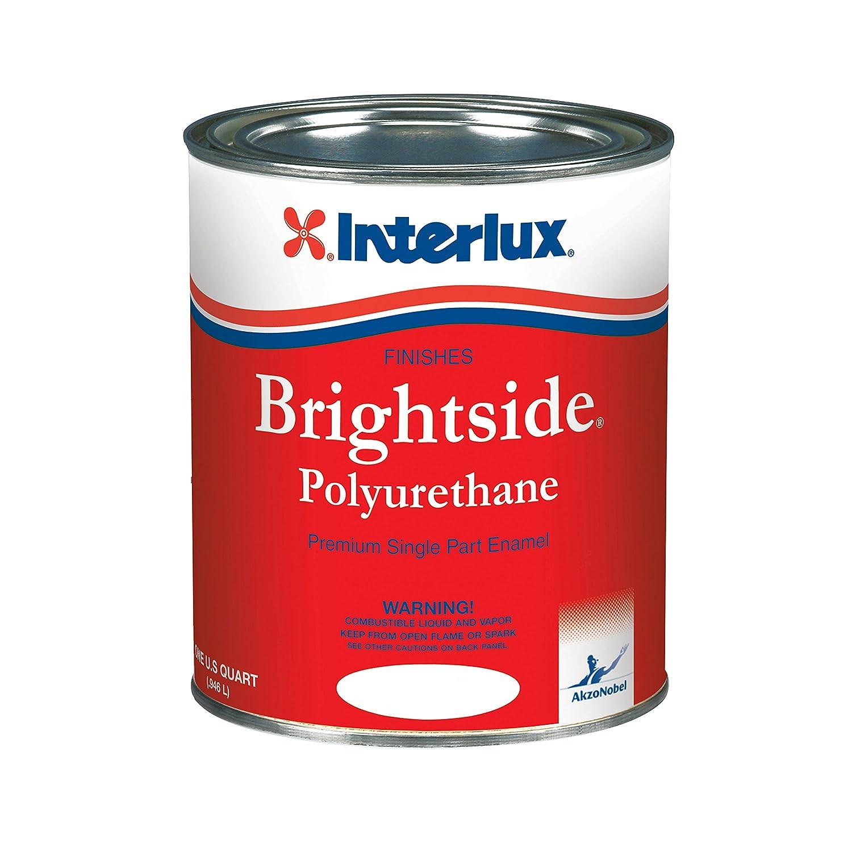 Amazon Interlux Y4359qt White Brightside Polyurethane Paint