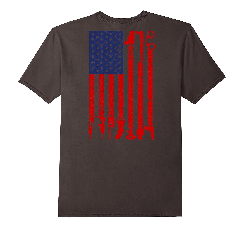 American Police T-shirt-TD