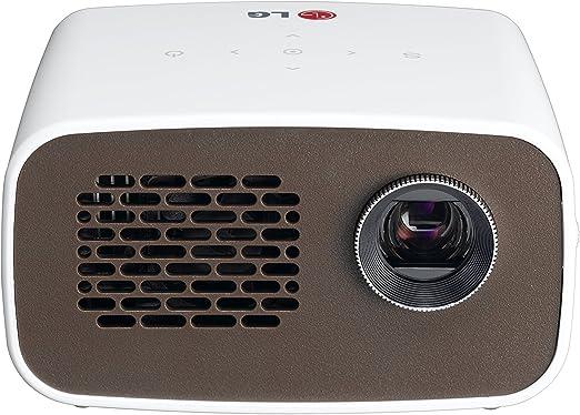 LG PH300.AEU - Proyector, 300 lúmenes ANSI, color blanco: LG: Amazon.es: Electrónica