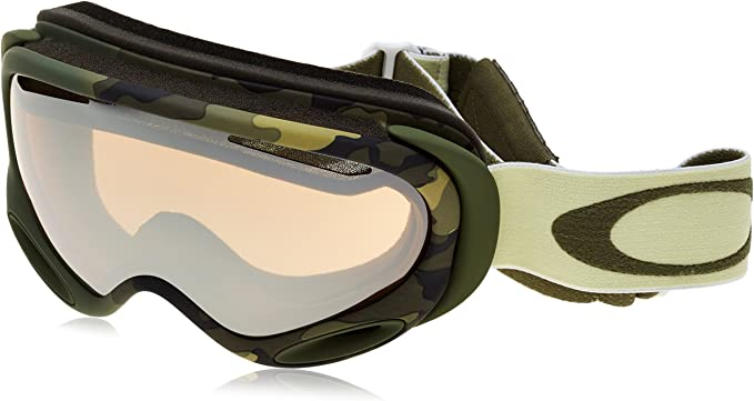 Oakley A Frame 2 0 Gb Signature Ski Goggles Black Irid Sports Outdoors