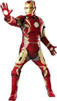 Rubie's Co Men's Avengers 2 Age Of Ultron Adult Iron Man Mark 43 Costume