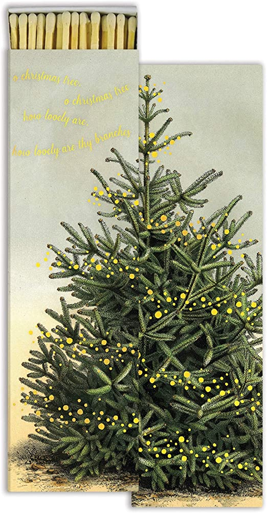 Oh Christmas Tree Penny Black 40-344 Decorative Rubber Stamps