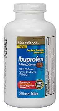 GoodSense Ibuprofen Pain Reliever