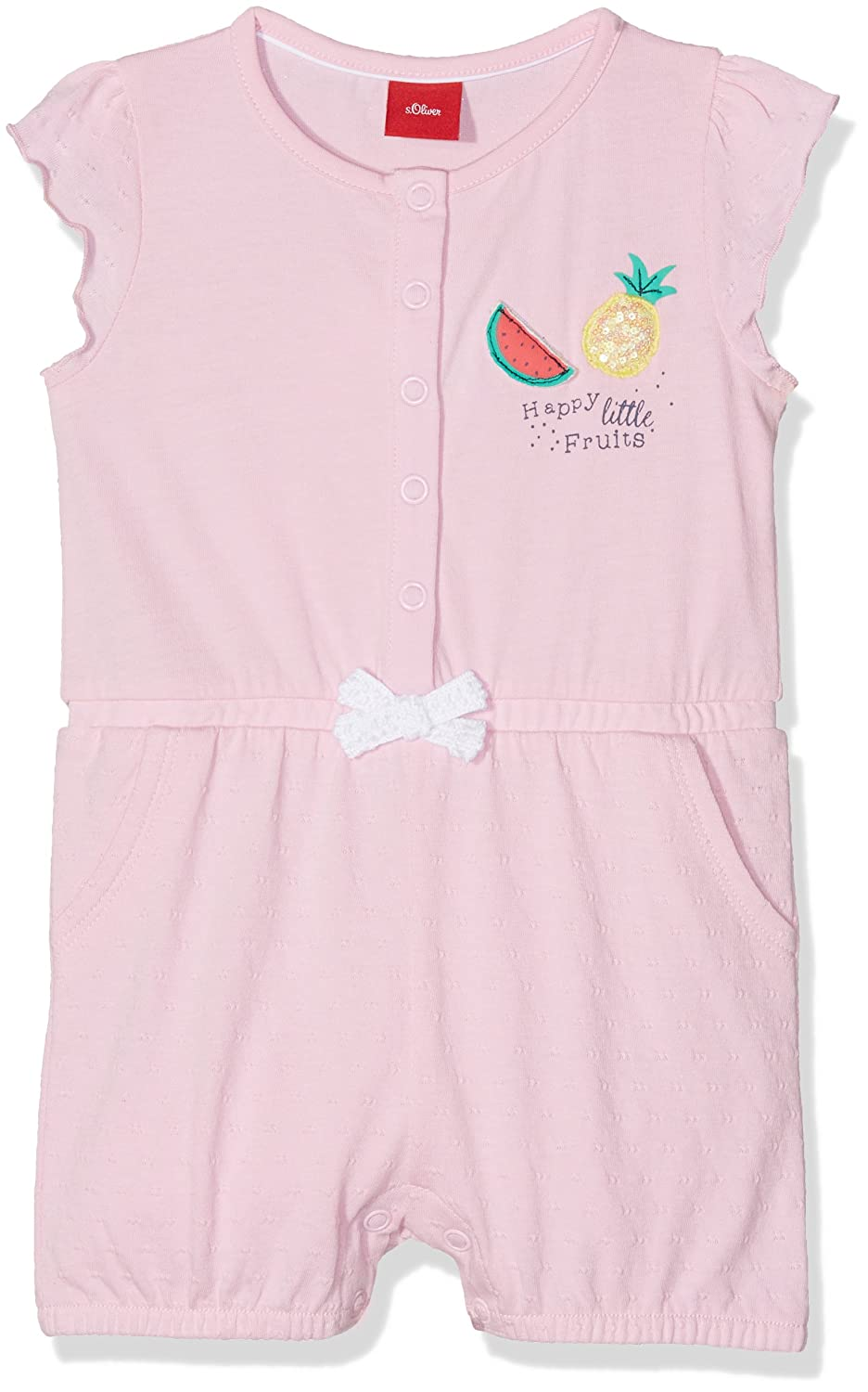 s.Oliver Baby Girls' Overall Dungarees 65.703.85.2732