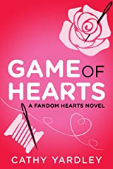 Game of Hearts: A Geek Girl Rom Com (Fandom Hearts Series) Kindle Edition