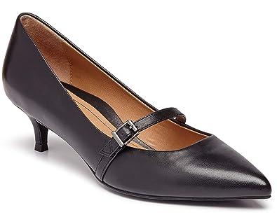 39ea2d687f385 Amazon.com   Vionic Women's Kit Minnie Mary Jane Heel - Ladies ...