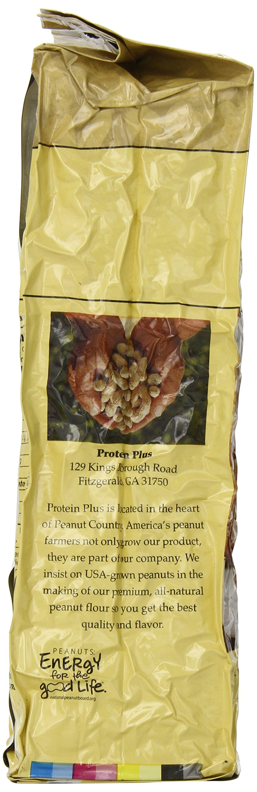 Protein Plus - Roasted All Natural Peanut Flour - 32 oz by Protein Plus (Image #5)