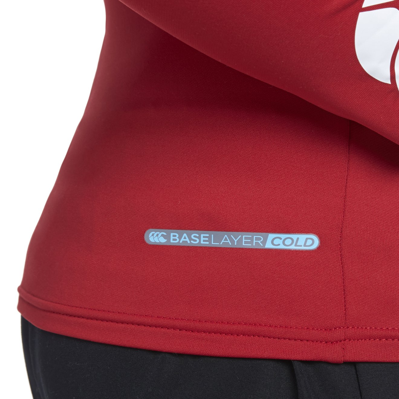 Amazon.com: Canterbury Cold Junior Baselayer Long Sleeve Compression Top - Large - Red: Clothing