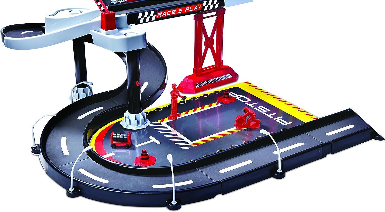 Bburago 2043178 Circuito para Coches de Juguete