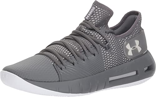 zapatos under armour hovr grey