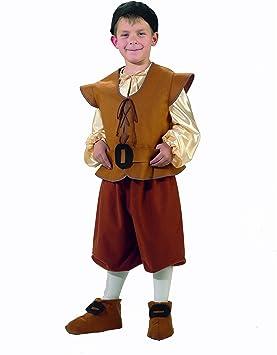 Disfraz de escudero Sancho Panza para niño - 1-3 años: Amazon.es: Juguetes y juegos