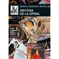 Historia de la ópera (rústica): 56 (Música)
