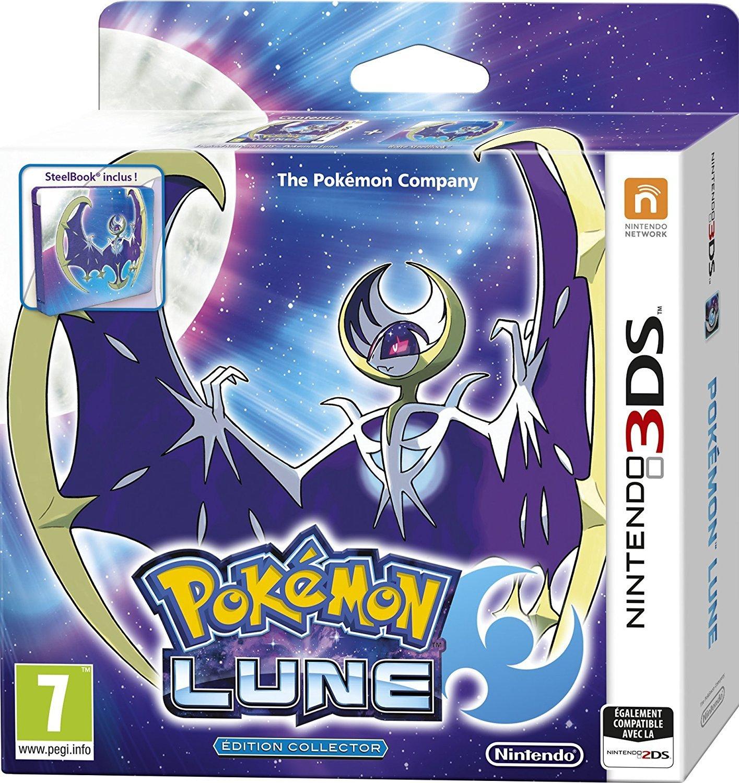 Pokémon : 限定版 Lune - - édition : fan ポケットモンスター ムーン 限定版 (輸入版:フランス) [並行輸入品] B06WLNHMZY, 製茶問屋 静岡茶園:ffd2dca7 --- rakuten-apps.jp