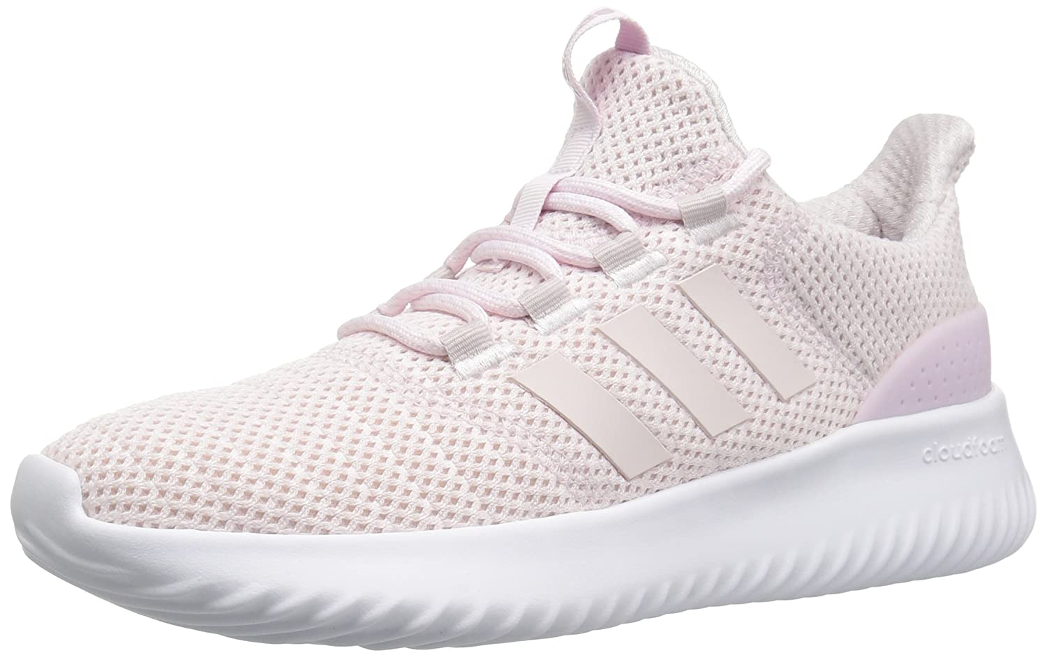 adidas Women's Cloudfoam Ultimate Running Shoe B0719HVSTP 7.5 B(M) US|Orchid Tint/Orchid Tint/Aero Pink