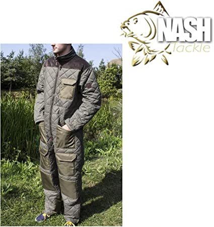 Nash ZT Arctic Suit Thermoanzug Groesse XL