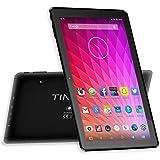 10.1 Zoll Tablette PC Android - Quad Core - 1GB RAM, 16GB Memory, 256GB externer Speicher - HDMI, HD Bildschirm, GPS, Bluetooth 4.0 - 1024x600 - 2 Kamera, WiFi/W-lan