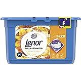 Lenor 3in1 Pods Vollwaschmittel, Seidene Orchidee 26.4GR - 14 WL