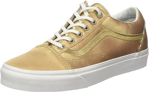 vans femme old skool beige