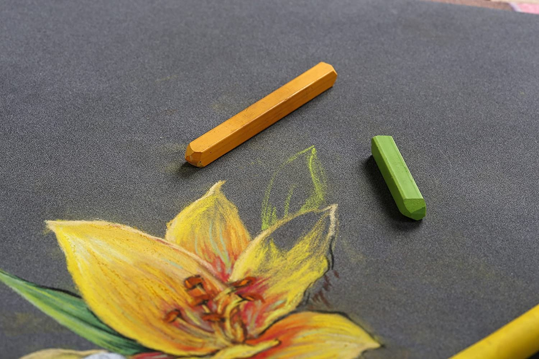Clairefontaine 96011C Packung (mit 5 Zeichenbögen Pastelmat, 50 x 70 70 70 cm, 360 g, ideal für Trockentechniken und Pastell) braun B017NEI1JM | Authentische Garantie  84df0b