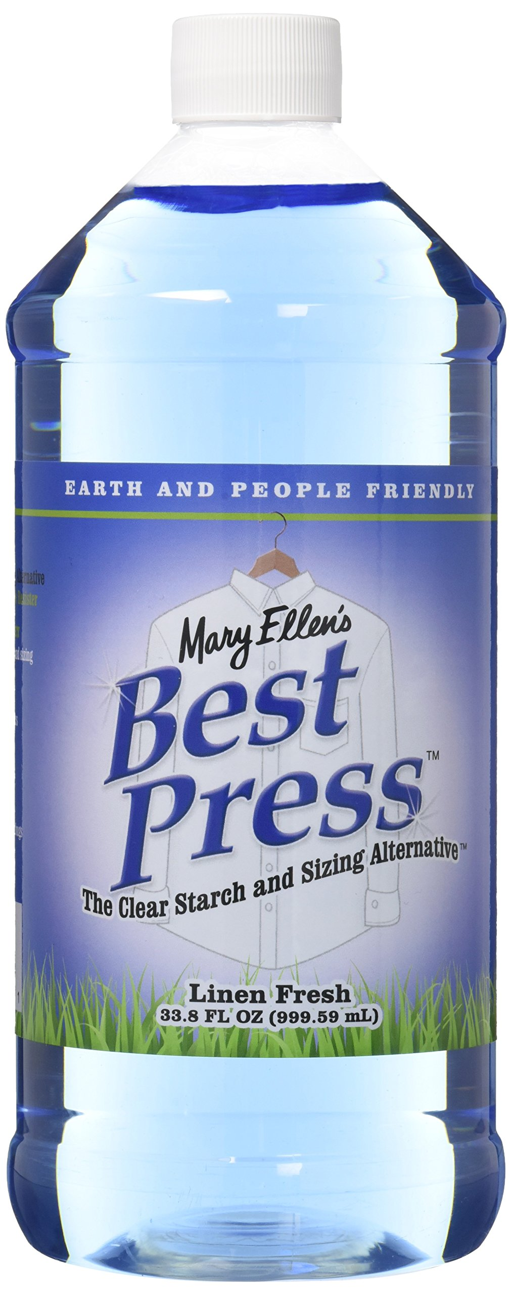 Mary Ellen's 33.8-Ounce Best Press Refills, , Linen Fresh by Mary Ellen Products