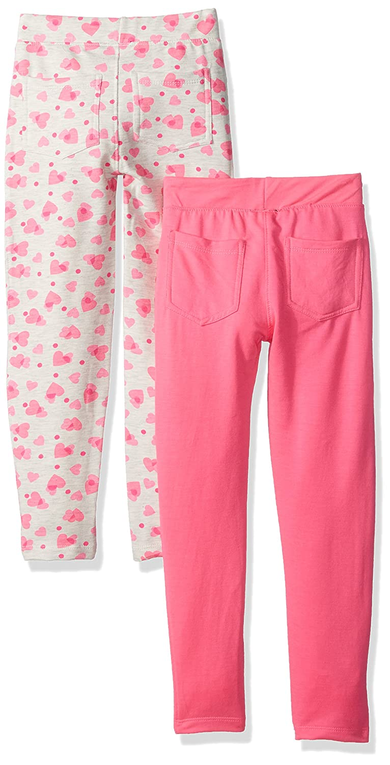 Limited Too Little Girls 2 Pack French Terry Legging More Available Styles