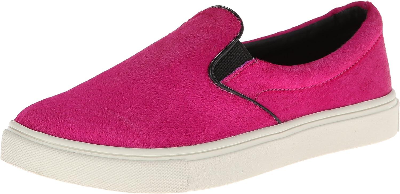 Ecentric Slip-On Fashion Sneaker