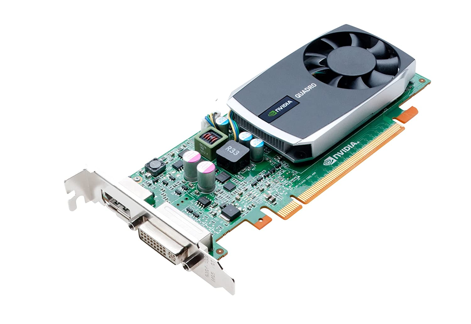 Nvidia Quadro 600 By Pny 1gb Ddr3 Pci Express Gen 2 X16 Ait 1 Pcb 4 Channel Motor Control Rev Ac Circuit Board Used Ebay Dvi I Dl And Displayport Opengl Directx Cuda Opencl Professional Graphics