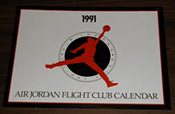 Air Jordan Calendrier Du Club De Vol 1991 Commence Le Calendrier