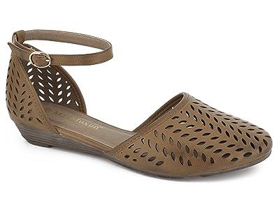 MaxMuxun Damen Geschlossene Sandalen Blatt Flach  Amazon.de  Schuhe ... 0a0e2881e8