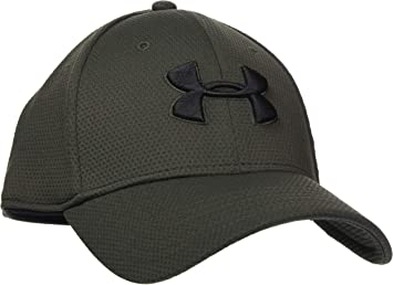 Under Armour Blitzing II Gorra, Hombre, Verde, XL/XXL: Amazon.es ...