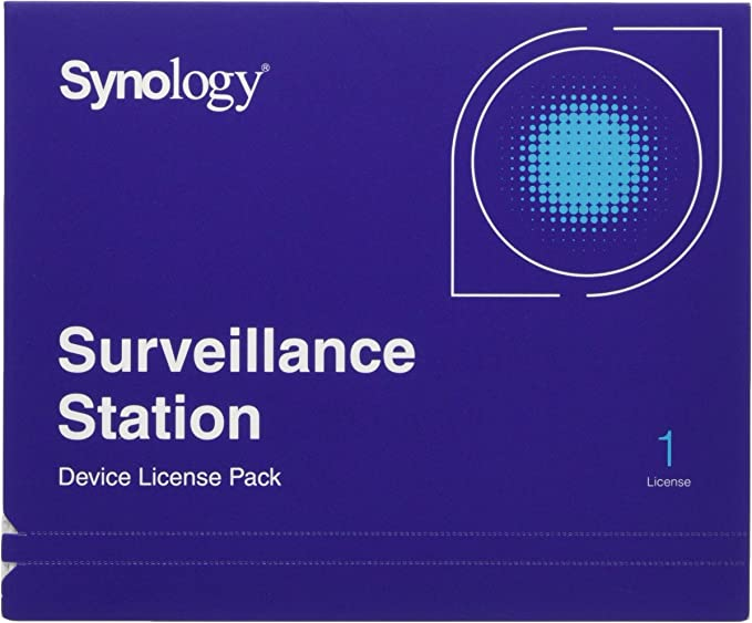 Amazon.com: Synology IP Camera License Pack for 1 (CLP1): Software