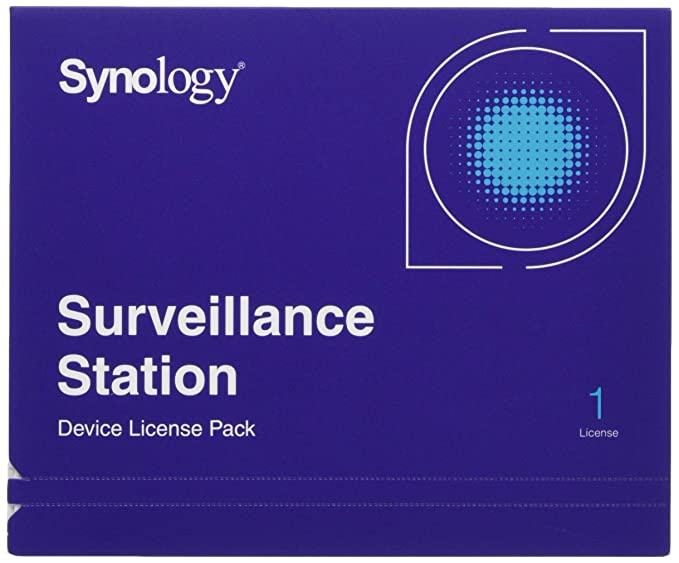 Synology 1 Camera License Pack Accessories