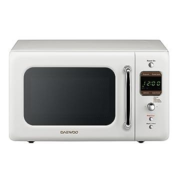 Daewoo KOR-7LREW Retro Countertop Microwave Oven