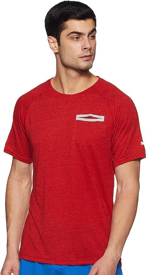 PUMA Energy S/S tee Camiseta, Hombre: Amazon.es: Ropa y accesorios