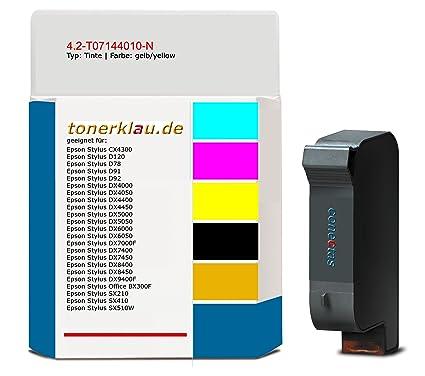compatible Tinta 4.2 de t07144010 de N para: EPSON Stylus Office ...