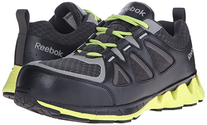 0dc7f2d61c9071 Amazon.com  Reebok Work Men s Zigkick Work RB3015 Athletic Safety Shoe   Shoes