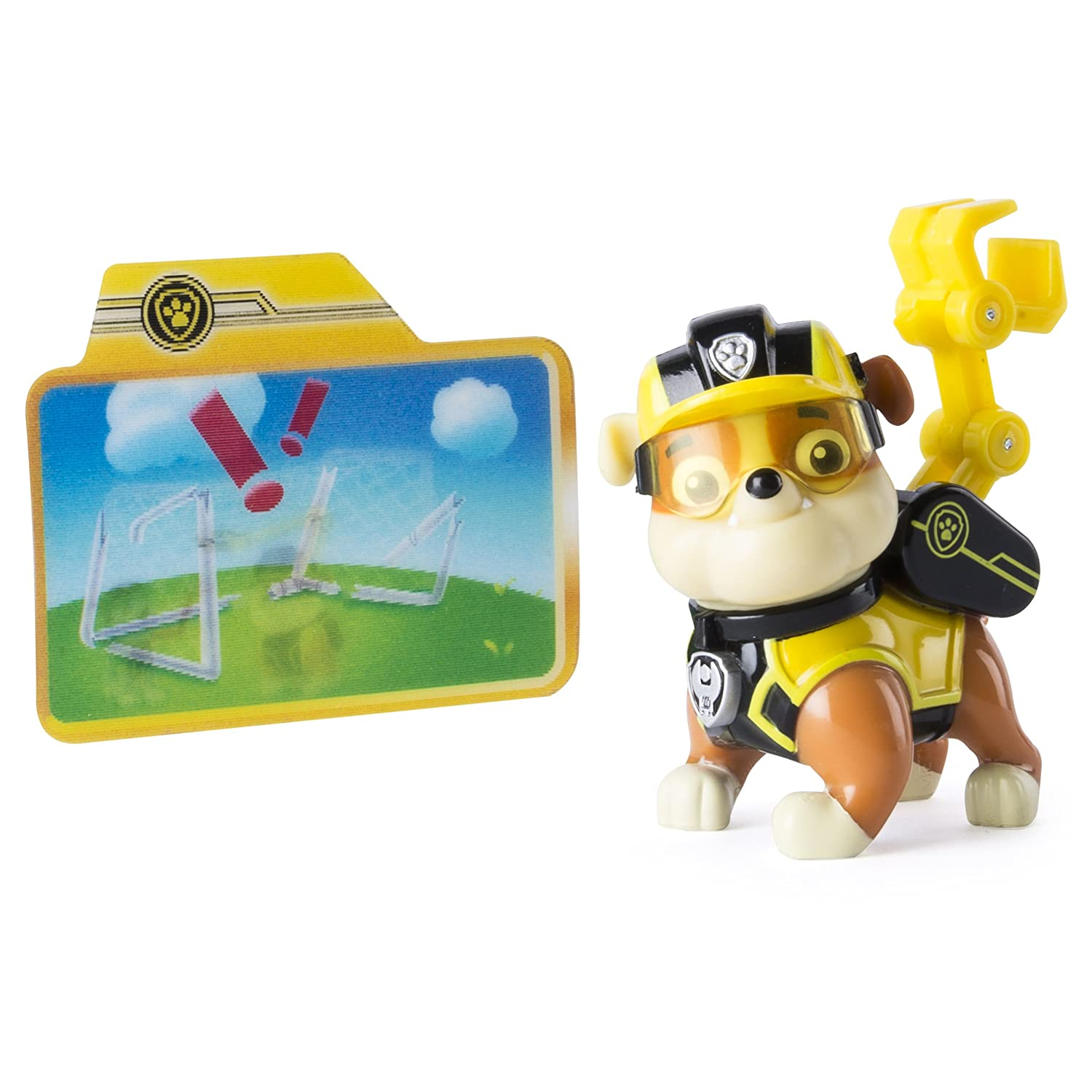Paw Patrol Hero Pup Mission Paw Rubble