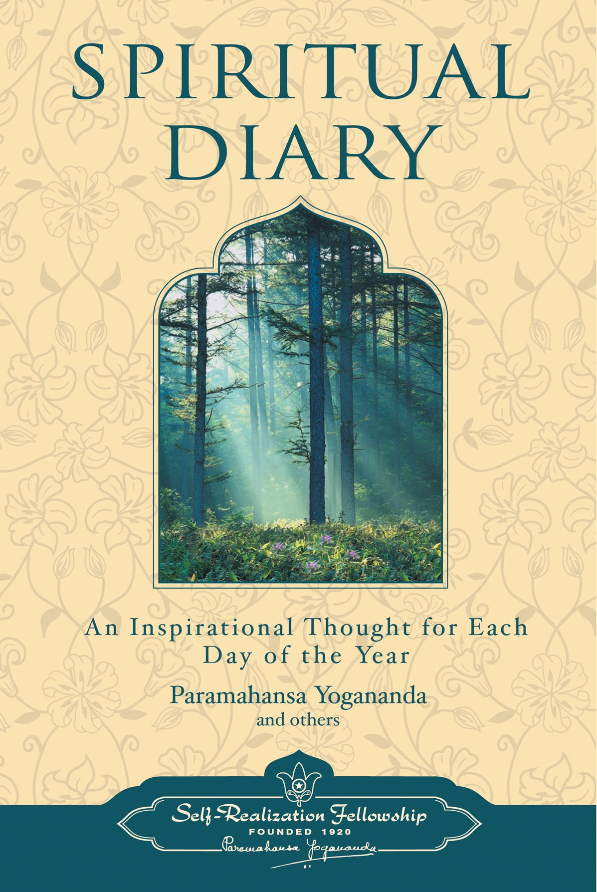 Spiritual Diary: An Inspirational Thought for Each Day of the Year ...