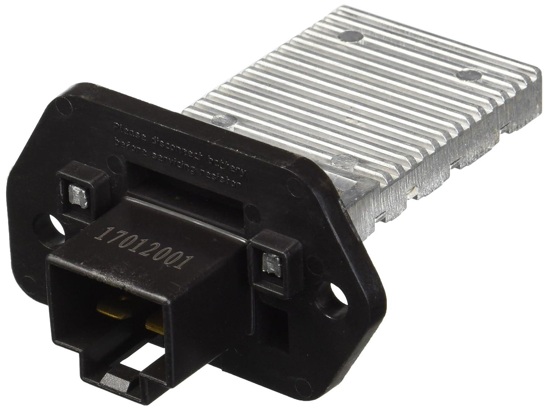 Standard Motor Products RU-459 Blower Motor Resistor Standard Ignition