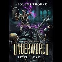 Underworld - Level Up or Die: A LitRPG Series (English Edition)
