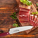"""SEDGE Chef's Knife 8"""" - Professional Forged"""