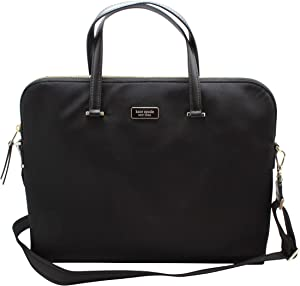 Kate Spade New York Tote Dawn Laptop Bag (Black)