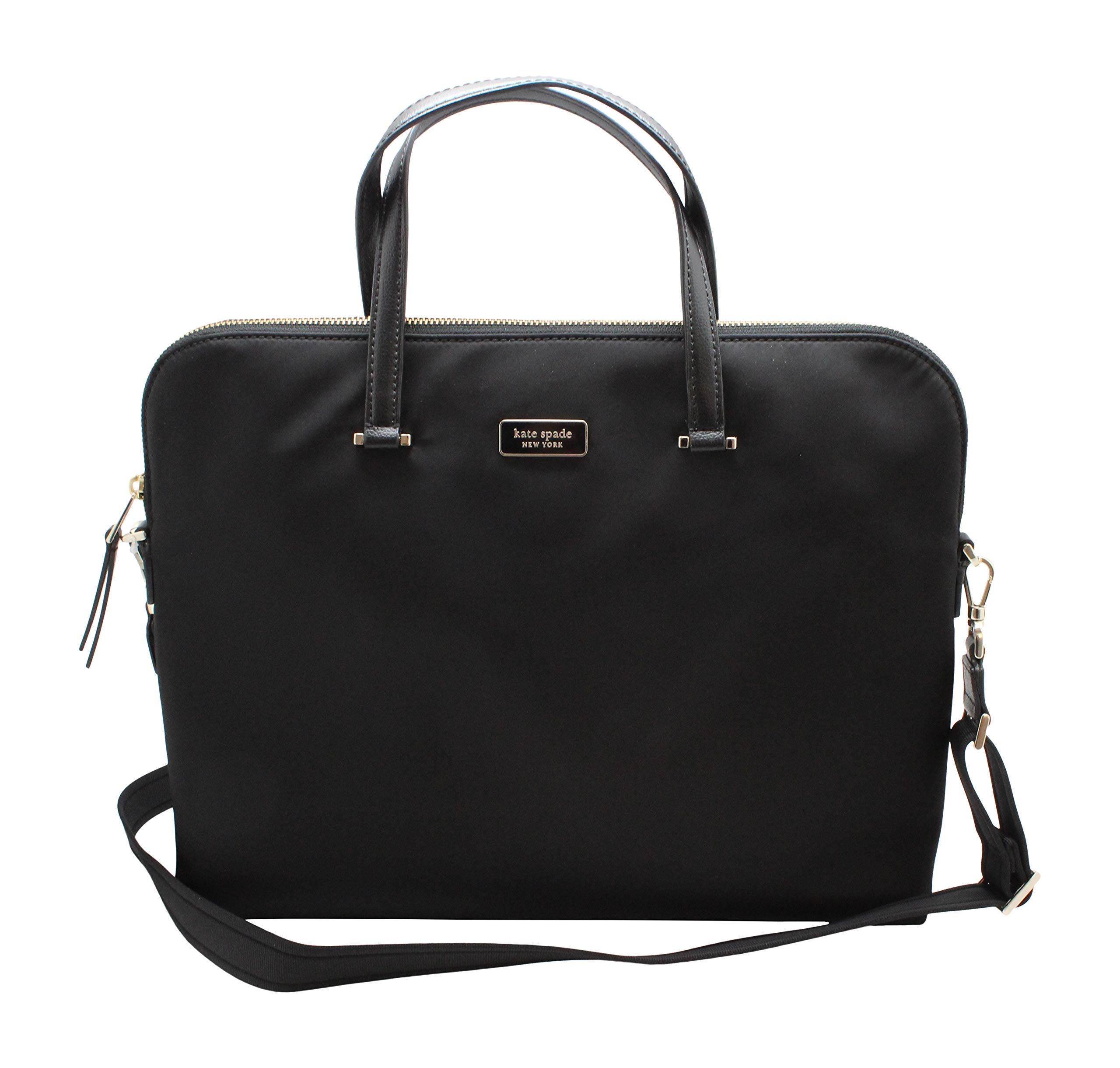 Kate Spade New York Tote Dawn Laptop Bag (Black) by Kate Spade New York