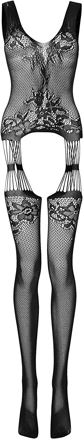 Obsessive women/'s lace stockings 830-STO-1