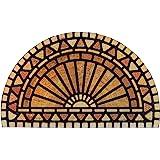 CHICHIC Door Mat Welcome Mat 18 x 30 Inch Front Door Mat Outdoor for Home Entrance Outdoor Mat for Outside Entry Way Doormat