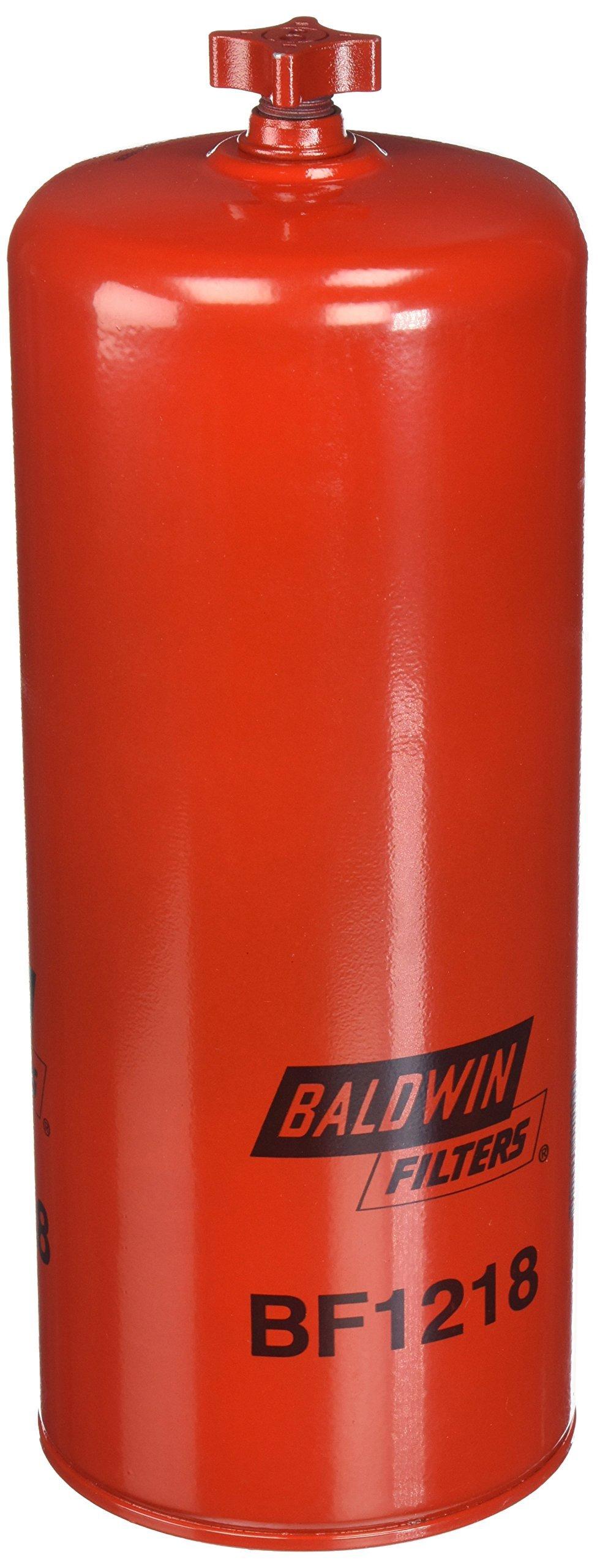 Baldwin BF1218 Heavy Duty Diesel Fuel Spin-On Filter