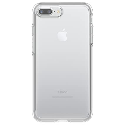wholesale dealer 09410 90b87 OtterBox SYMMETRY CLEAR SERIES Case for iPhone 7 Plus (ONLY) - Retail  Packaging - CLEAR (CLEAR/CLEAR)